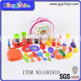Kids plastic modern comfort hot sell cheap plastic kids play kitchen