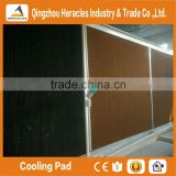 Heracles Trade Assurance High quality greenhouse poultry 7090 honeycomb evaporative cooling pad