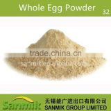 Chinese super quallity whole egg powder used in instant noodles and many other food