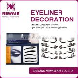 HOT Sale Eyeliner Eyes Makeup/ Double Eyelid Instant Strips Stickers
