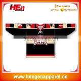 Hongen apparel Montreal Canadiens goalie cut hockey jerseys Team Ice Hockey Shirts team hockey uniforms
