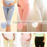 W10328G 2015 cotton maternity short pants wholesale maternity clothes women maternity clothing