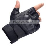 Half-Finger-Military-Tactical-Bicycle-Motorcycle-Paintball Racing Gloves