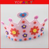 girls boys kids party DIY easter handicraft Children princess EVA foam crown