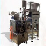 High Speed Pyramid Tea Bag Double Measuring System Type Packing Machine