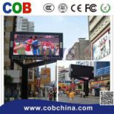 P10mm outdoor advertising led display screen, led display full color video billboard panel