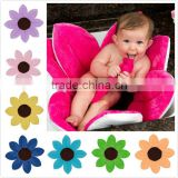 Soft newborn baby bath flower lotus shape infant blooming bath M7040502