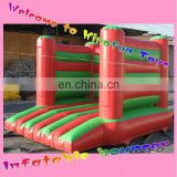RED&GREEN inflatable jumper
