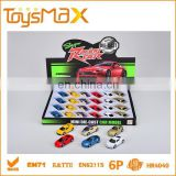 1:64 Mini Alloy Car Model, Die-Dast toys for children 24 pcs