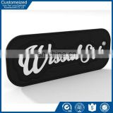 High quality decorative Factory Price plastic clothing label