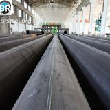 ASTM A672 LSAW steel pipe of liquid shipping like oil/TPI