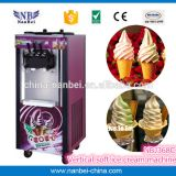Commercial thailand soft ice cream machine for sale