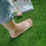artificial plastic grass turf for floor decoration