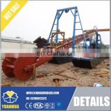 8 - 20 inch China bucket chain sand selecting equipments for sale