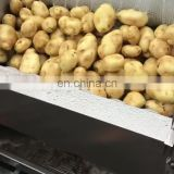 factory supply vegetable potato peeler cassava peeling and washing machine with low price