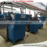 Excellent quality 180kg/hour dry ice slices machine for airline catering machine