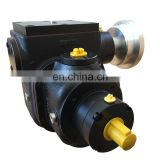 Foam injection metering pump for polyurethane foam industry