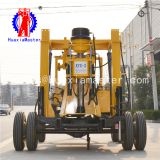 Hot Sale! 600meters Hydraulic wheeled Water Well Drilling Rig for sale