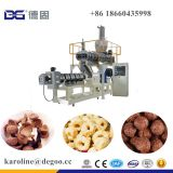 Choco Flakes Coco Ball Cereal Ring Breakfast Food Twin Screw Extruder Snacks Machinery Production Line