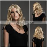W3381 Top quality 6A grade 100% brazilian virgin human hair full lace wig, human hair wig