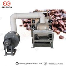 1900*850*1350mm cCocoa Bean Peeler Machine For Processing Cocoa Bean Cocoa Winnowing Machine
