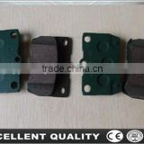 Genuine Auto Parts Brake Pads With High Quality 04466-53010 For Toyota Lexus                                                                         Quality Choice