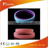 Best seller printed Silicone RFID Wristband EM4102                                                                         Quality Choice