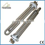 NEW Stainless Steel 12V 600W DC Immersion Heating Parts for Water Heater