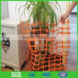 Plastic extruded net Orange snow fence safety fencing
