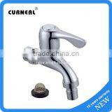 Low Price Promotion Brass Single Cold Washing Machine Faucet Single Lever Single Hole Water Faucet