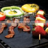 BBQ Grill Mat - Set of 2 Mats - High Quality, Durable, Non-Stick, Heat Resistant and Dishwasher Safe