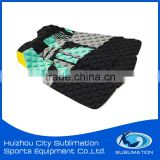 High Quality 3M Adhesive, Assorted Color Surf Tail Pads, Kick Tail, Arch Bar, EVA Traction Pad, Traction Pad, Deck Grip Pad