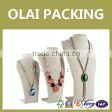 2014 high-end jewelry display for necklace