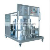 SPX-X perfume freezing filter perfume processing machine with filtering freezing function