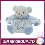 AD58/ASTM/ICTI/SEDEX top level manufacturer baby toy series plush stuffed animal baby toy
