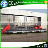 aomiao inflatable products soap football field soccer field inflatable                                                                                                         Supplier's Choice