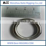 O ring 5mm ss 304/ 316 round ring with good quality and cheap price