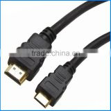 Standard HD TV To Mini Cable HD TV To Type C Cable High Speed Connect Wire For 3D TV Support 1080P Cable