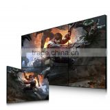 Network advertising display 46'' wall mounted open frame lcd display android wifi tv android lcd advertising player
