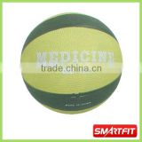 basketball lined medicine ball 1~10 kg slam ball made in China fitness training accessories
