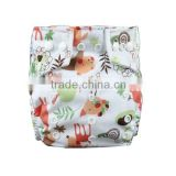 Babyland Newest Patterns Models Prints Baby Diapers Absorbance Reusable Nappies original Supplier                                                                         Quality Choice