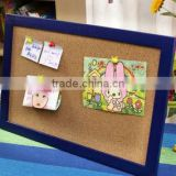 wholesale cork board black cork board