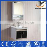 Slim PVC iraq high end bathroom furniture