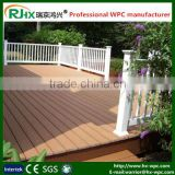 Plastic composite decking board/waterproof and moisture-proof for outdoor deck floor covering