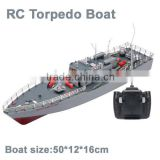 2013 newest rc torpedo boat battery powered rc boat HT Boat