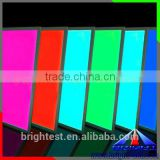 600 * 600 mm RGB led teto painel de luz 40 w ,Panel Lights Item Type and Aluminum Lamp Body Material rgb led backlight panel