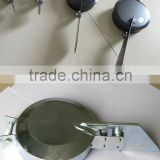 weather cap galvanized dongfeng exhaust / rain cap china Truck Exhaust muffler/dongfeng silencer
