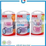 Display Industrial Use and Recyclable Feature uv printed baby nipple plastic blister box packaging
