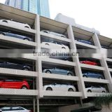 High Density Design Perfectly Suitable For Car Storage Purpose steel structure for smart car parking