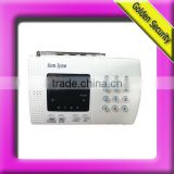 Cheap PSTN Landline auto dialer Home Security alarm system For Mexico market